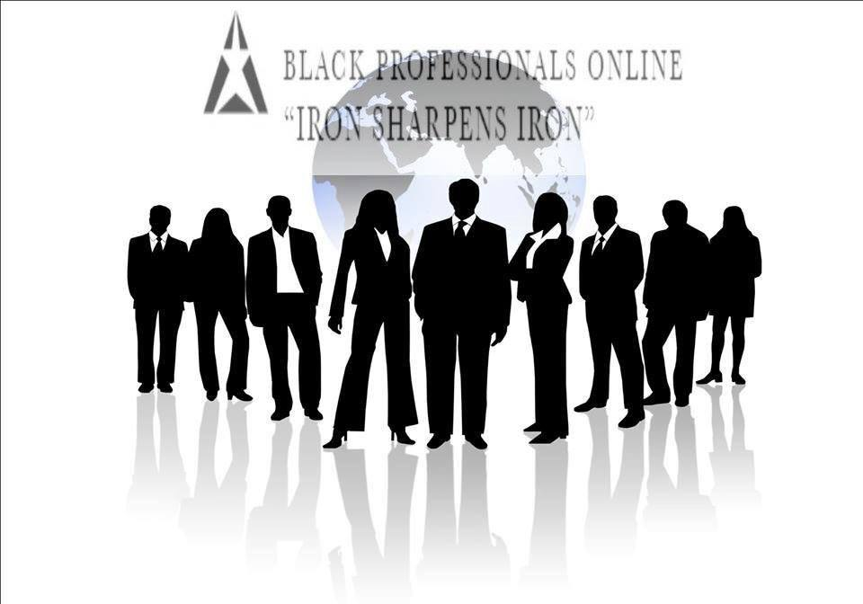 Black Professionals Online Startup History